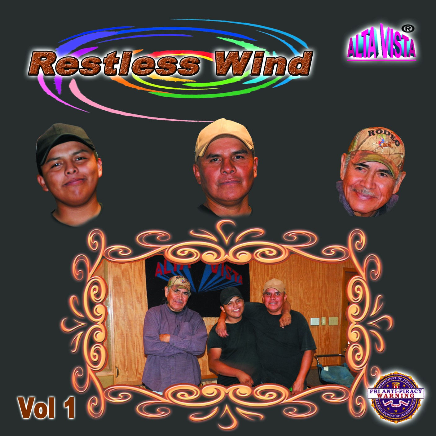 Restless Wind Vol 1 Downloadable Songs