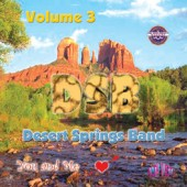 """Desert Spring Vol 3 """"You And Me"""" CD"""