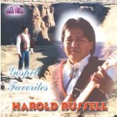 """191  Vol 1 Harold Russell """"Gospel Favorites"""""""