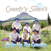 "Country Siders Vol 2  ""Go'in Up the Country"" CD"