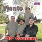 "Viento ""25"" Corazones"